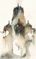 Watercolor art by Park Sunga (how2sketch) Tags: art painting sketch drawing paintings sketching drawings