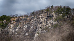 Lover's Leap (Western Maryland Photography) Tags: outcrop rock maryland cliffs cumberland narrows alleganycounty ef70300mmf456isusm canoneos6d