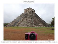 Chichen Izta (BE'N 59) Tags: yucatan mexique pyramide chichenizta