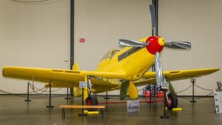 P-51 Mustang - Yellow - NEAM