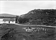 Doon Well, Donegal Highlands, Termon, Co. Donegal (National Library of Ireland on The Commons) Tags: hill prayer cottage well offering 20thcentury eason votives ulster blurb countydonegal glassnegative doonwell holywell puntastic doonrock kilmacrenan nationallibraryofireland easonson easoncollection limerickbybeachcomber easonphotographiccollection