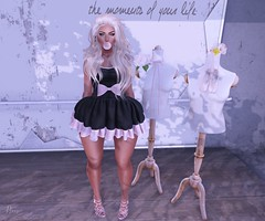 Moments of your life (RoxxyPink) Tags: pink men hair blog mesh s sl secondlife only kc tableau candydoll tableauvivant vivant c88 roxxy menonly maitreya slink meshhead meshbody theepiphany kenvie roxxypink