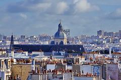 Paris Avril 2016 - 164 les toits dans le Vime arrondissement (paspog) Tags: paris france roofs april avril toits 2016 decken toitsdeparis