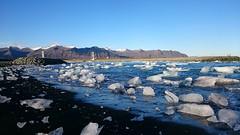 Brcke Jkulsrln (AnZy1966) Tags: bridge island iceland jkulsrln glaciallake gletschersee