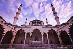 Mimar Sinan Complex Istanbul (NATIONAL SUGRAPHIC) Tags: türkiye istanbul mosques turkei mimarsinan camiler ataşehir sugraphic mimarsinanmosque mimarsinancami yenitürkiye ayhançakar newturkei nationalsugraphic