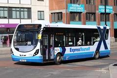 Wright Streetlite (DennisDartSLF) Tags: bus bristol first wright expressyourself streetlite 47552 somersetandavon sn14fgd