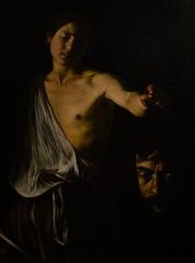 Caravaggio (dobieomatic) Tags: david rome goliath caravaggio d3200