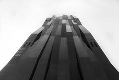 DCTower I (mario.san.) Tags: vienna wien bw tower grey austria dc sterreich sony grau tamron slt hochhaus hightower a58 hoch donaucity kaisermhlen