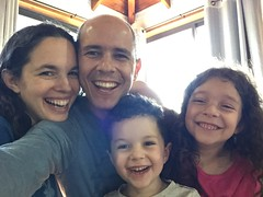 A family selfie (Dan_lazar) Tags: trip family dan israel zimmer galilee mount   noa yoav passover     miron   sigal   lazar