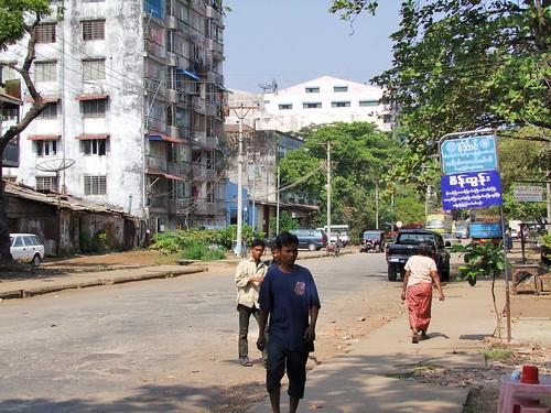 Yangon 2008 - Myanmar 1