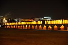 Khaju bridge (dan & emily) Tags: square esfahan sluicegates khajubridge arthurpope