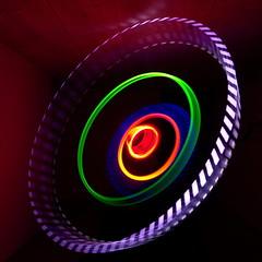 Photonenrotor #49 (Sven Grard (lichtkunstfoto.de)) Tags: lightpainting color art bulb painting lights moving nikon rotation nophotoshop lichtmalerei lightart langzeitbelichtung lapp lichtkunst longexpo sooc glpu ledlenser pholac2016