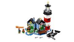 LEGO Creator Lighthouse Point (31051) (hello_bricks) Tags: lego creator 3in1 2016 31049 31052 legocreator 31051 31053 hellobricks