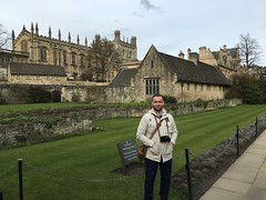 Oxford University!