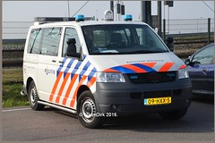 Dutch Police Transporter. (NikonDirk) Tags: haven holland water netherlands dutch vw port river golf volkswagen boot bay harbor boat rotterdam nikon marine foto cops harbour border nederland police zee maritime cop nautical seaport rvp politie rivier constables rijnmond botlek patrols zhp zeehaven waterpolitie zeehavenpolitie hulpverlening rivierpolitie nikondirk 88hhr8 09hxx5