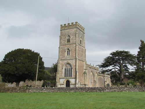 Rodney Stoke: Church of St Leonard (Somerset)