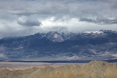 Storm Chasing (socaltoto11) Tags: california winter mountains weather ominous overcast traveling westcoast stormyweather owensvalley snowclouds snowcappedmountains canonphotography westernlandscapes clouddeck californialandscapes westcoastlandscapes california395 californiamountainranges westcoastmountainranges