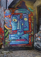 Choq Electric Lane 2016-04-10 (6D_1221-3) (ajhaysom) Tags: streetart graffiti australia melbourne choq electriclane canon1635l canoneos6d