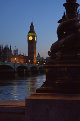 NEX-5N_15-07-17_DSC00320 (alexgascoigne) Tags: city blue london tower clock thames river evening twilight time dusk capital housesofparliament bigben landmark tourists southbank mp primeminister 2015 brendanandjonswedding