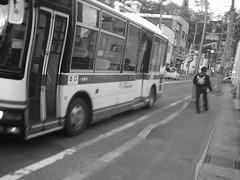unnatural feeling (-ICHIRO) Tags: street camera toy snap agfa sensor 505d