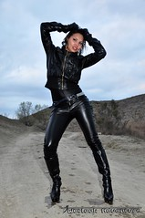 wlp5 (TheLPLover) Tags: leatherpants wetlook
