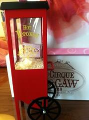 Cirque du GAW Popcorn Cart (stacyinil) Tags: barbie gaw