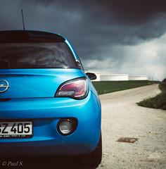 Opel (xX-SchanzeR-Xx) Tags: blue adam opel arden
