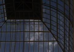 UNDERTONE (ISSMAELx) Tags: madrid street sky art architecture clouds calle arquitectura arte minimal nubes minimalism minimalismo skyhigh