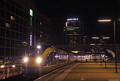 20160430 EST 4014/4013, Amsterdam Sloterdijk (Bert Hollander) Tags: ass eurostar 4014 testen trein nsi leeg hsl stellen e320 4013 proefrit velaro amsterdamsloterdijk 16502lmasdrtd