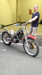 Gasgas 1995 JT? (pommes king) Tags: bike king taiwan pommes gas 25 motorcycle 16 28 35 27 jt trial stijn gasgas deferm