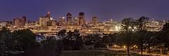 Twin Cities (Sue.Ann) Tags: minnesota skyline stpaul minneapolis panoramic
