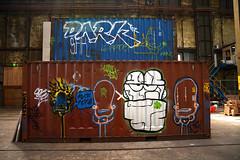 kingsspray 2016 ndsm amsterdam (wojofoto) Tags: streetart art amsterdam graffiti ndsm 2016 ijhallen wolfgangjosten wojofoto sniek kingsspray