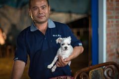 Guanxi Township (Hsinchu County) Rural tourism-2 (Kelvin Wen) Tags: portrait dog tourism rural nikon bokeh cosina voigtlander hsinchu maltese guanxi d610  topcor