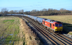 Stenson Bubble - Ticked (Jack Tug11) Tags: class60 60024