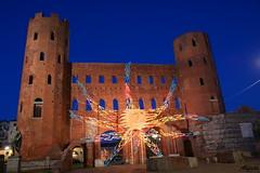 Torino - Porta Palatina (photoalfiero) Tags: italy streetart torino europa europe italia arte turin ontheroad cultura storia viverelacittà lestradeparlanoimuriurlano