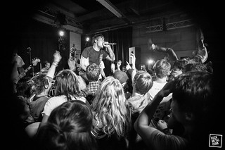 10 Sep '14 - Beartooth @ Club Kamikaze // Shots by Lisse Wets