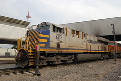 CREX 1431. (Mexican Rails Productions.) Tags: ge 1431 crex gevo es44ac citirail es44