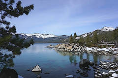 Sand Harbor, Lake Tahoe (jkup) Tags: sandharbor
