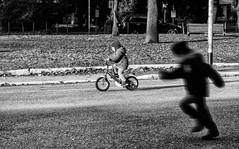 LA SFIDA... in Explore (colpo d'occhio) Tags: bambini bibi byke correre