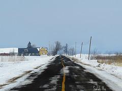 (Sarah-Vie) Tags: hiver route rang mirabel img7609 rangstdominique
