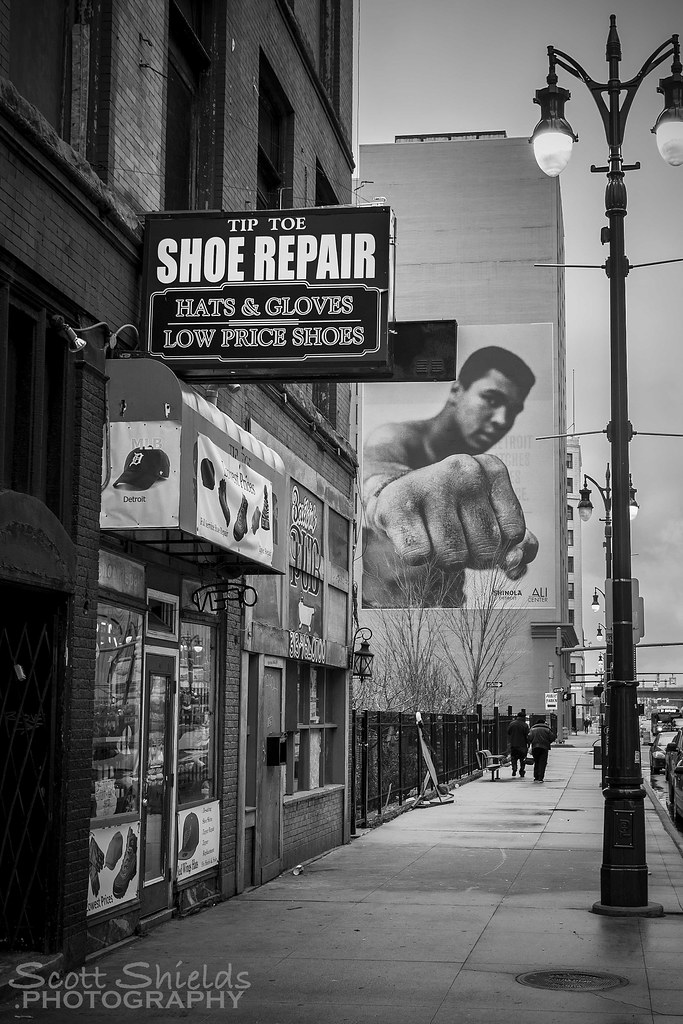 Tip Toe Shoe Repair Detroit