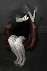 woman drinking #13 (chrisfriel) Tags: woman wine drink friel