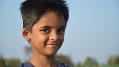 Swayam (Amit Nadgeri) Tags: blue sky photography kid amit nikond3200 swayam nadgeri
