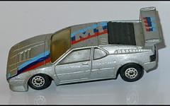 BMW M1 (2886) MC TOY L1090784 (baffalie) Tags: auto car toys miniature voiture retro coche jouet diecast jeux
