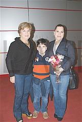 DSC_3451.- Teresa Cárdenas, Adrián Gracia y Verónica Martínez de Gracia.