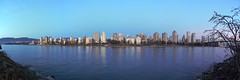 Across the pond (roberts.alex37) Tags: water vancouver panoramic kits bluehour dogpark beautifulbc