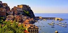 Scilla Rc (Arcieri Saverio) Tags: summer mer landscape landscapes nikon mare estate porto scilla calabria paesaggio sud reggio d5100