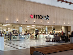 Macy's west court entrance (Nicholas Eckhart) Tags: usa retail mi america mall us michigan interior detroit center indoors departmentstore taylor macys stores southland marshallfields hudsons 2016 southlandcenter