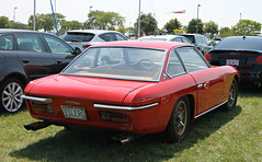 Lamborghini Islero (SPV Automotive) Tags: red classic sports car exotic lamborghini coupe supercar islero