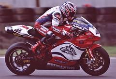 Nori Haga - Ducati / BSB / Brands Hatch 2004 (PSParrot) Tags: year hatch ducati haga brands nori bsb